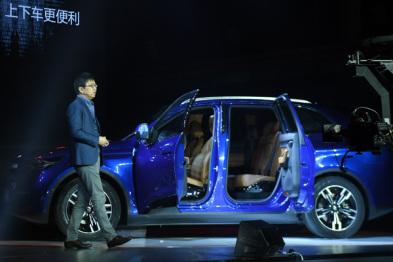 奇点汽车首款量产车iS6发布:到底颠覆了什么?