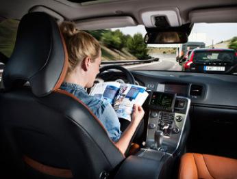 沃尔沃布局未来交通,自动驾驶四重进化