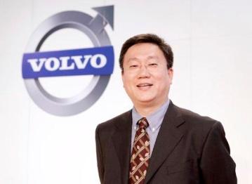 沃尔沃中国董事长沈晖离职,加盟博泰任职集团CEO