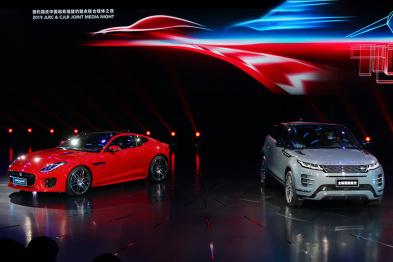捷豹路虎:PTA平台与新技术时代丨上海车展