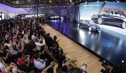 盘点| 关于成都车展的新车,那些平淡中的点点星光
