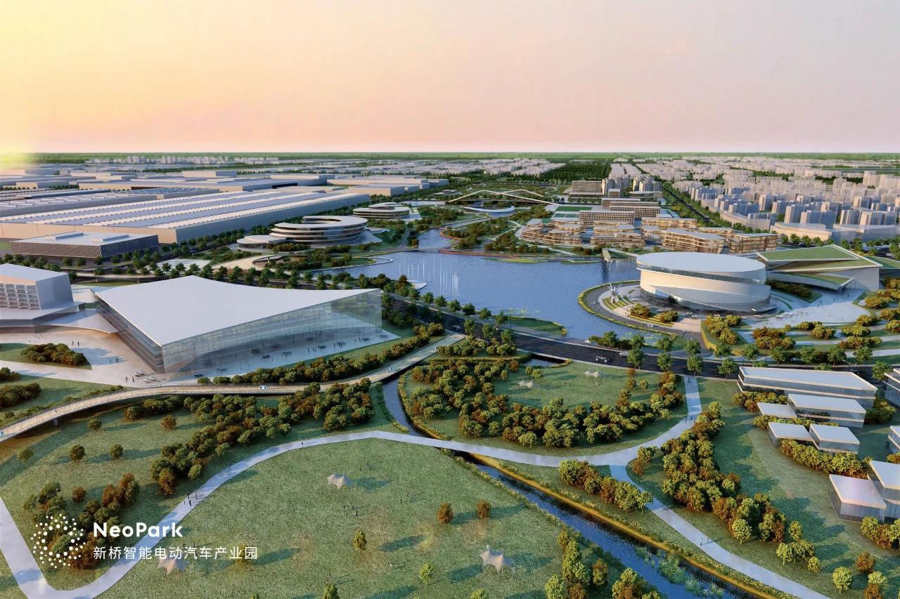 蔚来第二生产基地将于明年9月正式投产,年产值可达1000亿元