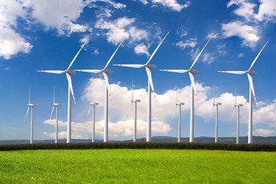 通用汽车增加风力电能的投入使用