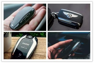 数字车钥匙HMI设计发展趋势揭秘 | 科技说