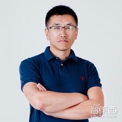 云从科技合伙人、高级副总裁 孙庆凯