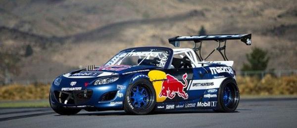 基于MX-5改装的漂移赛车