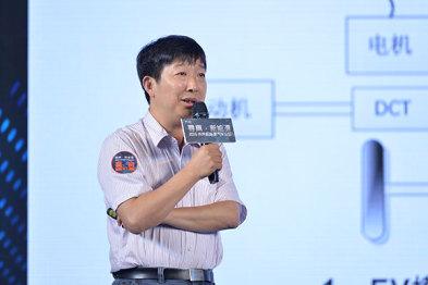"""上海交大殷承良:发展自主混动技术,""""懒人""""做法不可取"""