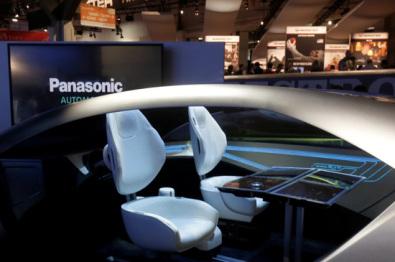 松下计划在2022年推出商用自动驾驶系统