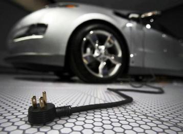 电动车来了,充电桩在哪儿?