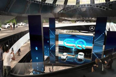 前瞻|奔驰法兰克福车展三大看点:氢燃料、纯电动与数字化