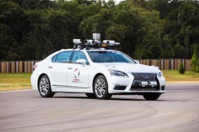 丰田将在GoMentum进行自动驾驶危险场景测试