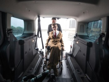 Uber在伦敦为坐轮椅的残障人提供特殊服务