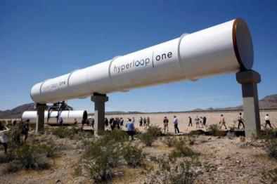 Hyperloop One完成新一轮5千万美元融资