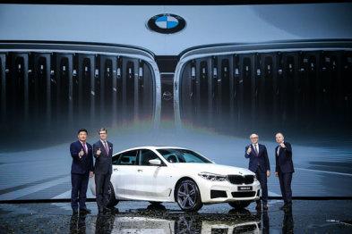 风范自成,开启弘美新境:创新BMW 6系GT中国上市