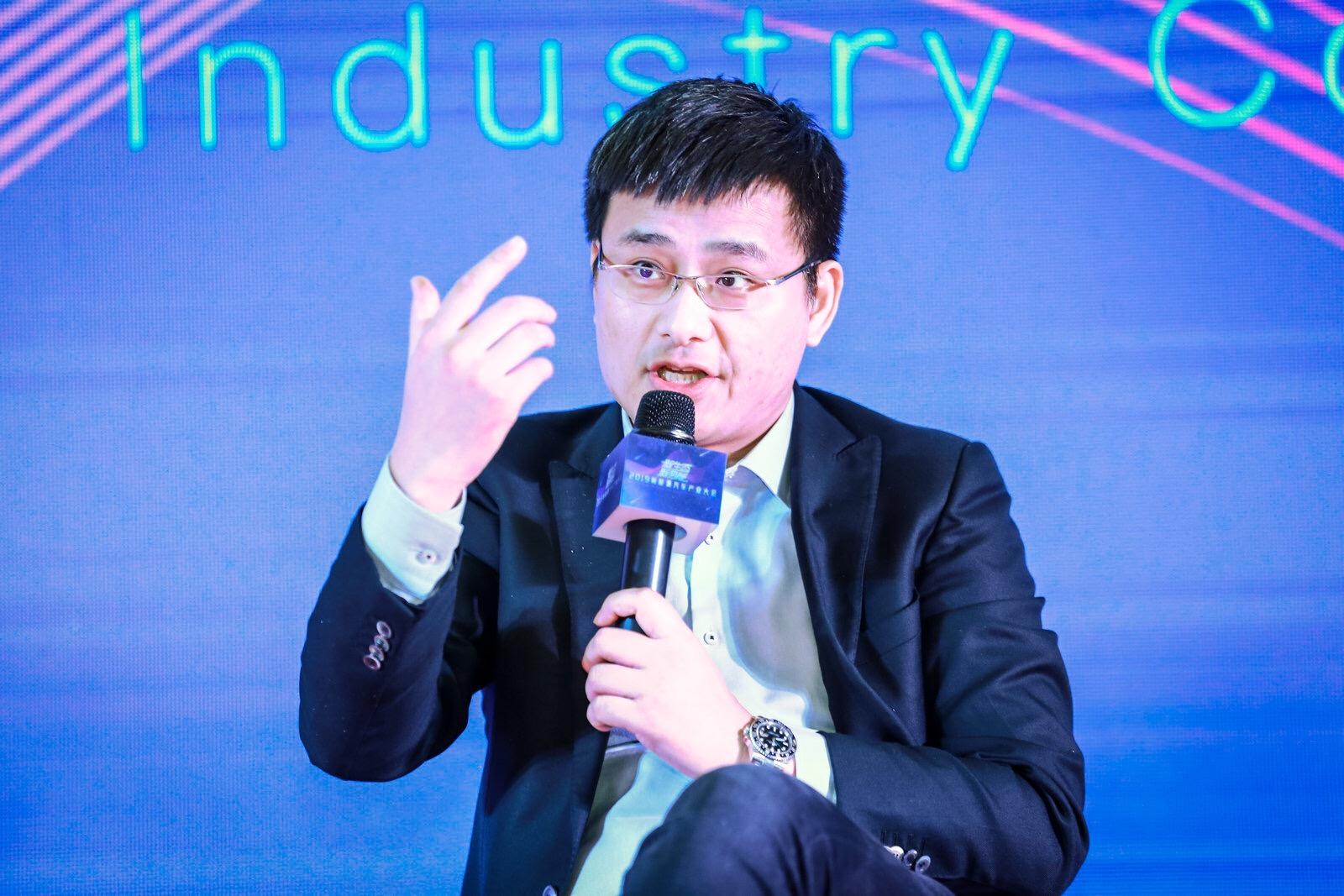 来必是科技公司创始人、董事长陈茂华