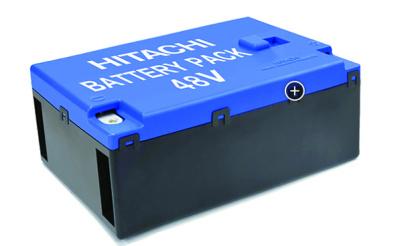 日立开发48V锂离子电池组,主攻混动车型