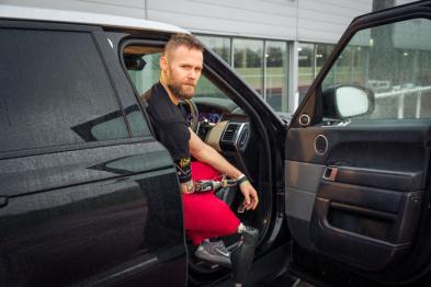 捷豹路虎研发自动车门技术,为残疾人提供便利