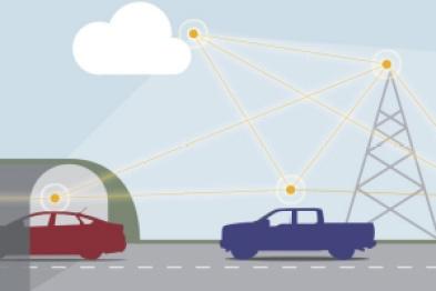 车联网信号不佳?看福特如何「曲线救国」
