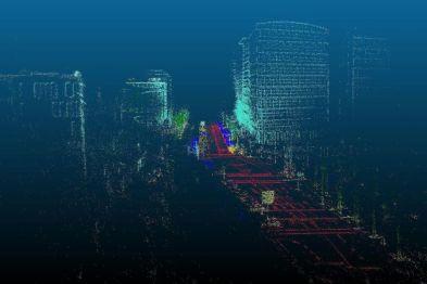 加州初创公司Artisense为自动驾驶汽车创建地图