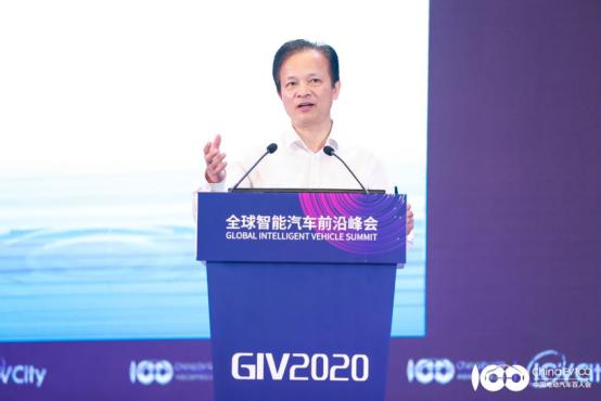中国工程院院士、中国工程院副院长钟志华