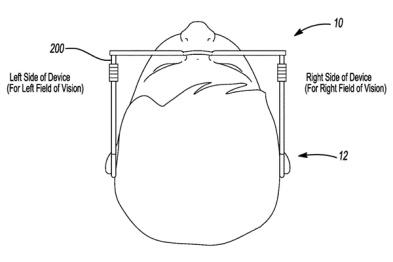 新眼镜专利可防乘坐无人驾驶汽车时晕车