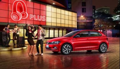 上汽大众全新一代Polo Plus上市,售9.99万-12.39万