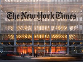 【世界观】看新闻大佬《纽约时报》是怎样被一家互联网公司PK掉的