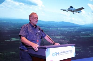 美国太力飞行汽车CEO Chris:科幻片里的飞行汽车时代已来