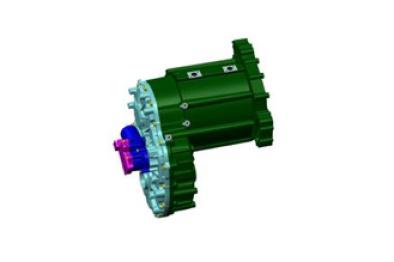 博格华纳推出eGearDrive®变速系统+电机集成产品