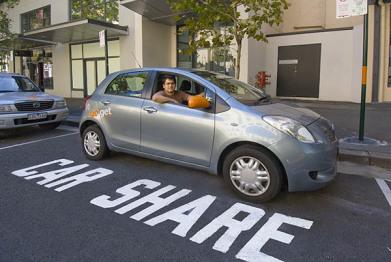 调查:车辆共享服务不会威胁汽车销量