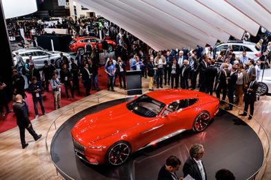 2016巴黎车展,百款新车带来哪些趋势和潮流风向?