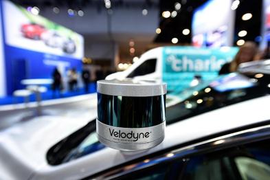 Velodyne宣布VLP-16 Puck价格减半