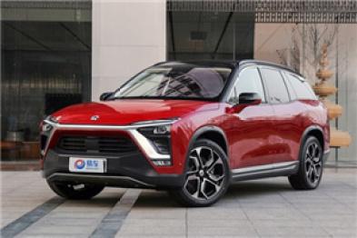 蔚来ES8基准版/六座版将于广州车展亮相,年内开始交付
