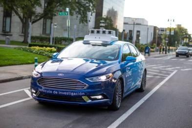 福特将与沃尔玛合作 研发自动驾驶配送服务
