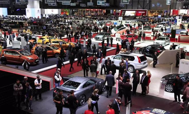 2021年日内瓦车展将取消