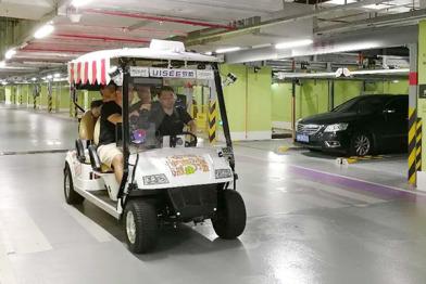 驭势在停车场提供自动驾驶接驳服务,真正目的竟是……