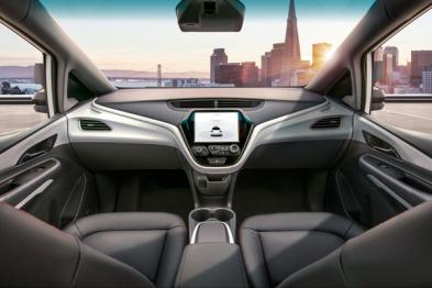 通用结合Cruise公布第四代主动驾驶原型,有方向盘和刹车油门踏板