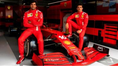 缘起仿真与数据 法拉利F1车队的转型