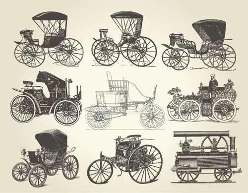 从马车到汽车