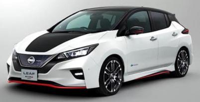 日产LEAF NISMO概念车将亮相东京车展