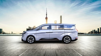 艾康尼克携无人驾驶概念车上海车展首秀, 深耕未来智能出行