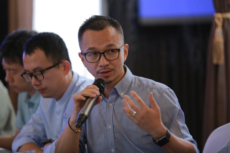 中智行技术副总裁兼技术委员会轮值主席张振林