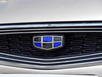 吉利RW11曝光:增程混动SUV/2021年投产
