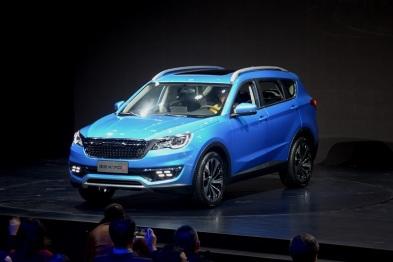 奇瑞新产品捷途发布,首款车型年内上市
