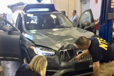Uber:自动驾驶致命事故后,艰难的测试重启之路