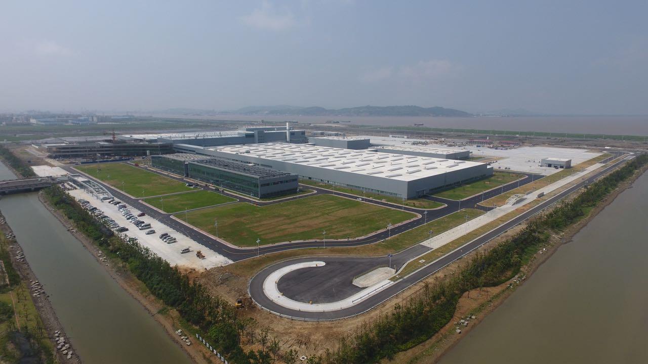 威马温州瓯江口工厂
