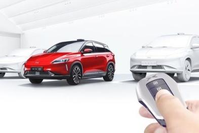 """小鹏G3迎来首次OTA升级,增加""""车辆钥匙召唤""""功能"""