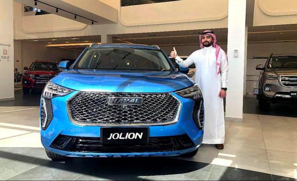长城汽车备受沙特市场欢迎