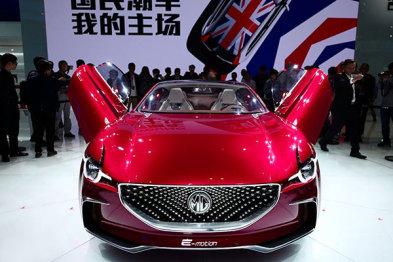 科技说 | 预见未来,上海车展那些离我们最近的概念车显露哪些「新趋势」?