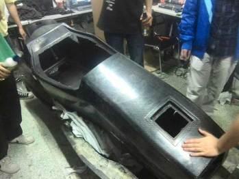 碳纤维单体壳带来车身技术革命